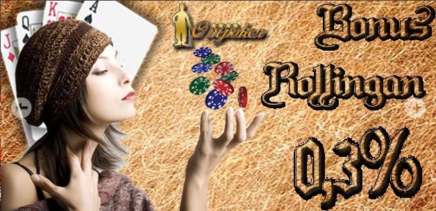 Om Poker Agen Domino QQ terpercaya